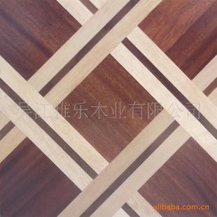 仿古地板雅乐木业平面仿古系列拼花地板