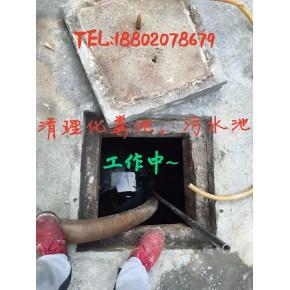 广州疏通帮专车清理化粪池,高压清洗疏通管道下水道