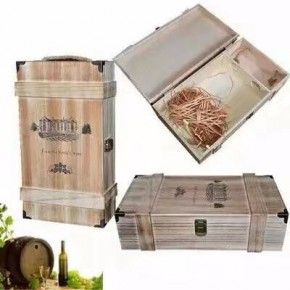 曹县志铭木制工艺品有限公司木制品酒盒木盒