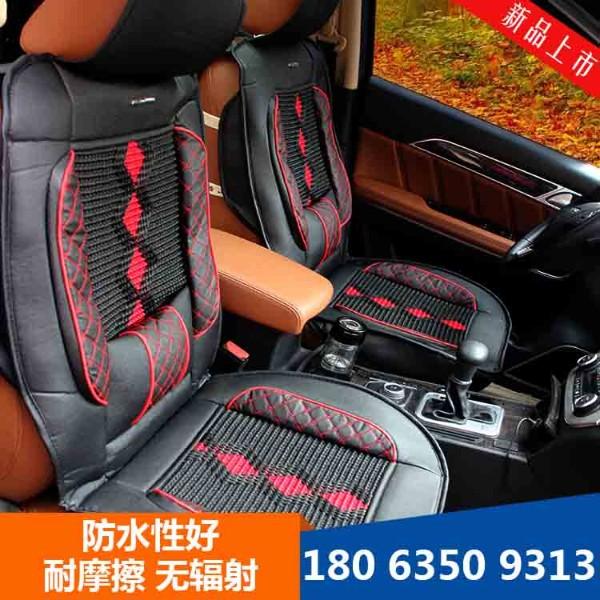 皮革汽車坐墊價格 皮革汽車坐墊定制廠家圖片