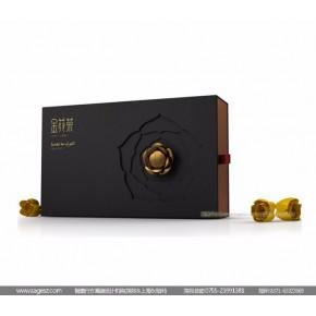 养生茶包装设计 苦荞茶包装盒设计 保健茶包装设计