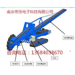 门式斗轮堆取料机遥控器研发设计
