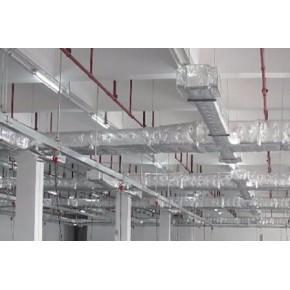 株洲厂房中央空调系统设计