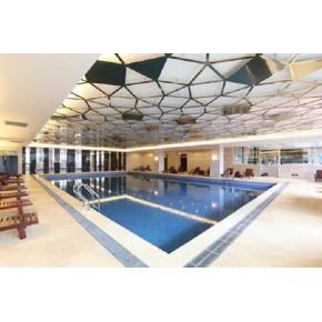 株洲泳池中央空调 商用中央空调 湖南美汇暖通