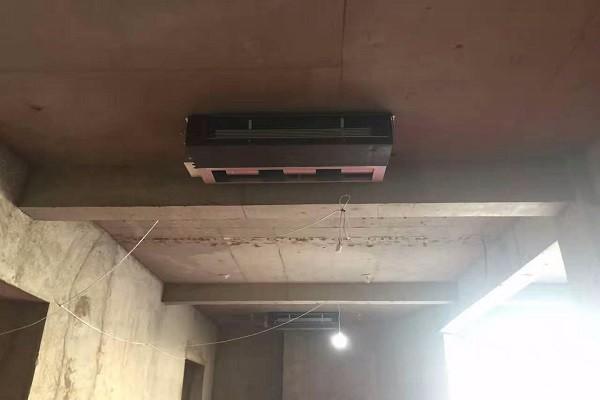株洲咖啡厅中央空调系统安装 湖南美汇暖通