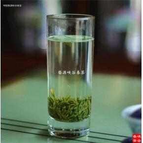 婺源名茶 峡谷春 深山云雾鸣春绿茶