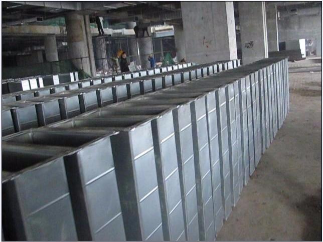 北京富华鲁泰通风技术有限公司