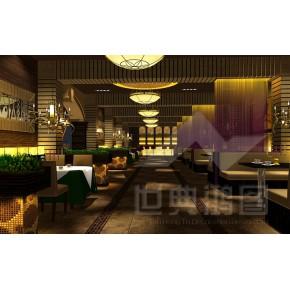 成都公装公司 成都咖啡厅设计公司 咖啡厅装修色彩