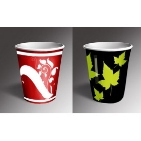 南昌环保纸杯的尺寸 南昌环保纸杯大小