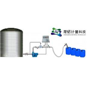 烟台晟铭苯乙烯定量装桶设备
