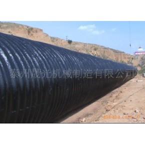 生产销售 优质公路铁路桥涵用钢波纹管涵