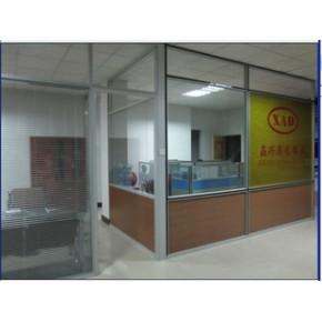 玻璃隔断、高隔墙、铝型材