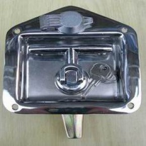 浙江优质锁具厂生产不锈钢发电机组锁 静音箱锁