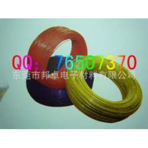 UL3122编织硅胶高温电线/高温线