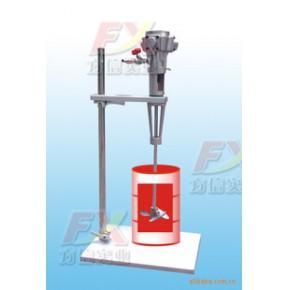 台湾安速5加仑化学药水搅拌机油漆搅拌机隔膜泵搅拌器