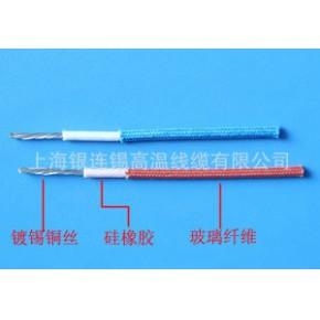 生产供应柔软性好耐高温硅胶编织线 多股镀锡编织线 欢迎议价