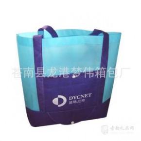 时尚休闲帆布购物袋 环保高品质尼龙无纺布购物袋
