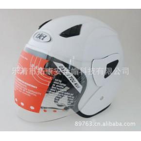 摩托车半盔TKD-202量大贴花可订制