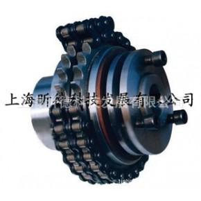 TC链轮摩擦式安全联轴器/摩擦式安全离合器/