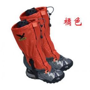 户外专业徒步雪套脚套 防水防撕裂设计