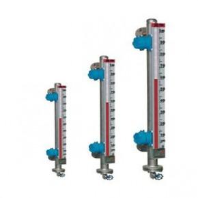 磁翻板液位计 化工厂液位显示仪表,防爆型液位仪表