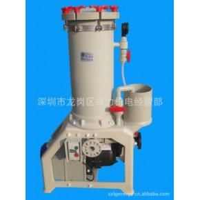 混批 过滤机 台湾 品牌 2008 电镀专用,先进技术 品质保证