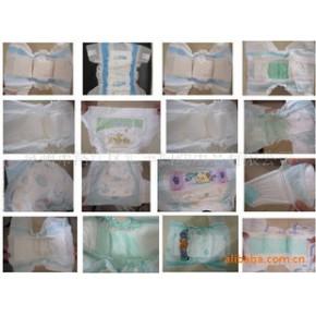 贴牌代工 OEM ODM加工各样式各档次纸尿裤baby diapers 外贸 出口