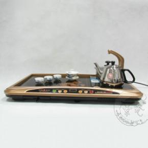 金灶茶具B150A多功能电磁炉 自吸加水器茶盘泡茶机 功夫茶具