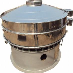 二氧化锰用超声波振动筛分机|冶金振动筛|万达机械