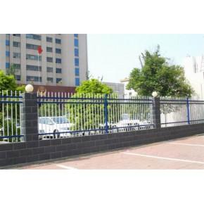 包头铁艺围栏 PVC栅栏的标准高度
