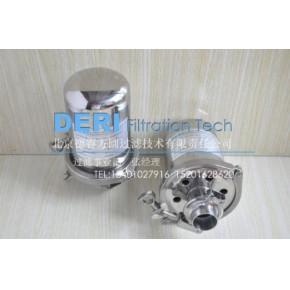 发酵罐呼吸器;无菌发酵行业罐顶呼吸器
