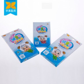 婴儿冰宝贴 日本原料及工艺