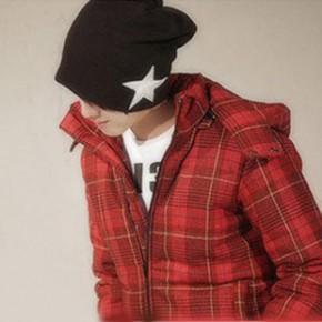 伙拼  新品爆款 韩版时尚保暖男女士毛线帽休闲帽子保暖帽