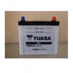 汤浅75D23L-MF12V60AH汽车电池YUASA蓄电池