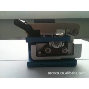 光纤工程必备高精度光纤切割刀|光纤切割器