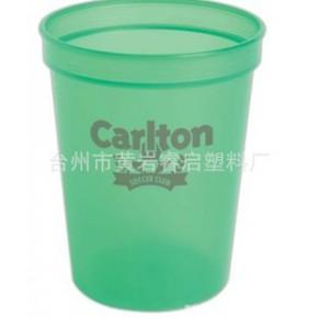 塑料体育杯 塑胶杯 运动礼品杯 pp水杯 广告杯 12oz 一次性杯0330