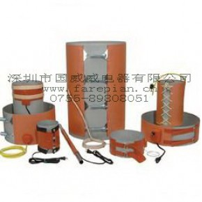 油桶加热带 硅橡胶电热带