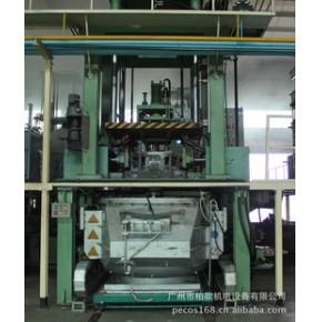 压铸机,低压铸造,轮毂铸造机,LPD低压铸造机