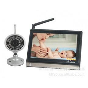 无线婴儿监视器 2.4G无线监视器 老人儿童监视器 外贸监视器