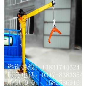 汽车装卸货用12v车载式吊机 220v车载式小型吊机
