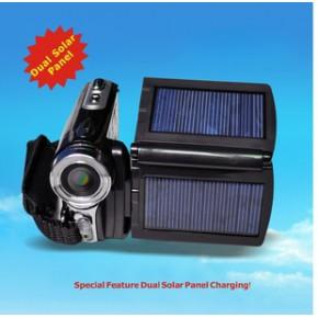 2.8寸礼品首选微型太阳能、外贸高清数码摄像机DV