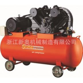 金牌补轮胎专机活塞式空气压缩机V-1.05/12.5气泵皮带机7.5KW-4铜