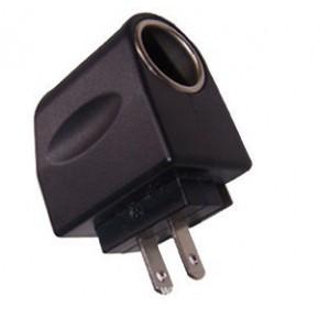 220V转12V电源变压器 车载点烟器插座 车载氧吧/MP3等可家用