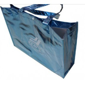 各种各样广告袋子 镭射