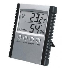 明高电子温度计ETH529 室内外电子数显温湿度计表