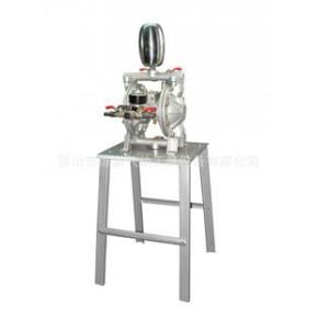 DQMBP-3气动双隔膜泵,气动隔膜泵,隔膜泵,台湾制造