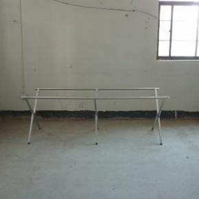 搞活动 外贸2米-3米伸缩摆摊架地摊货架折叠摆摊货架
