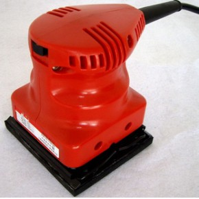 4510型电动平板砂光机 小型木工砂光机 高速底漆砂光机