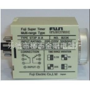 富士超级时间继电器ST3PA-C图5S/50S/5M/30M/