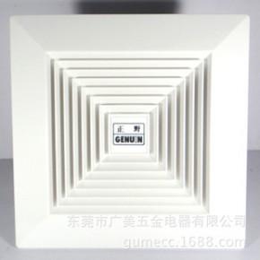 正野管道排气扇 8寸厨房卫生间天花板管道换气扇BPT12-13C